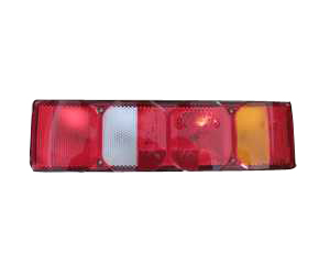 truck halogen tail light